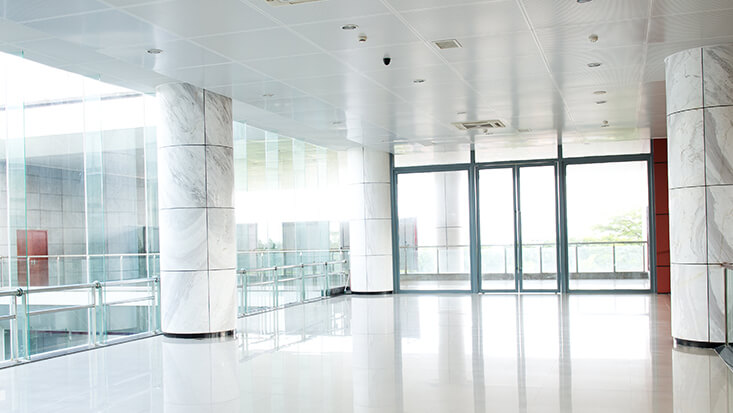 Janitorial Cleaning Services - Clean Building